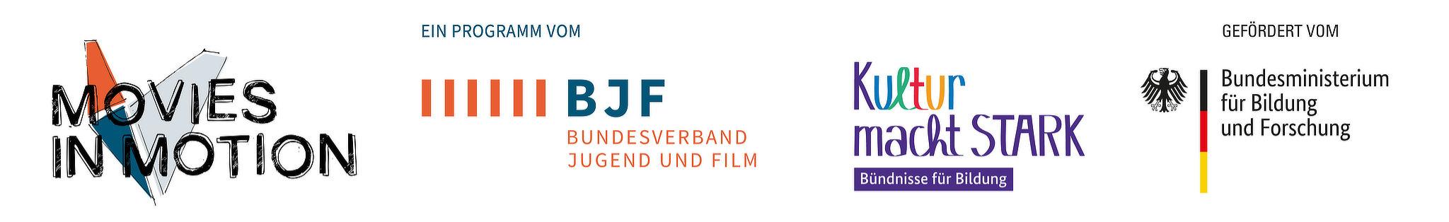 Movies in Motion - BJF - Kultur macht stark - BM für Bildung und Forschung